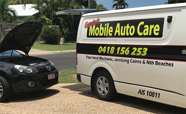 Cairns Mobile Mechanic